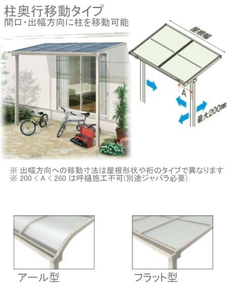新築 テラス屋根 工事